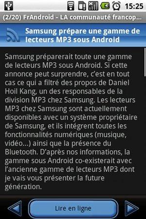 BlueRSS 2.5