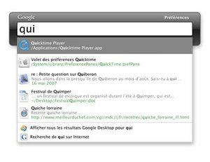 Google Desktop 5.9
