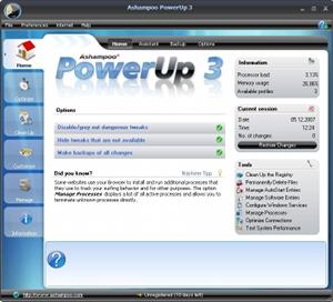 Ashampoo PowerUp 3.23
