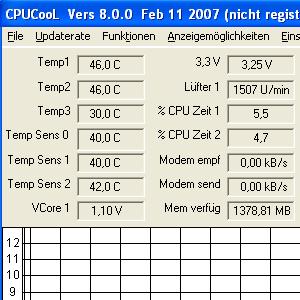 CPUCooL 8.1.0
