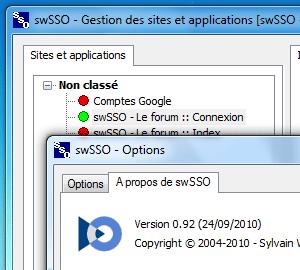 swSSO 0.95