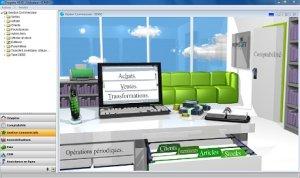 Memsoft Gestion Commerciale Oxygene 8.05