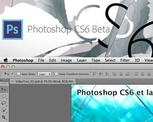 Adobe Photoshop CS6 Bêta