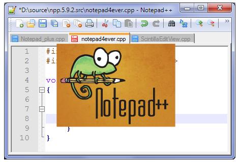Notepad++ 6.7.9.2