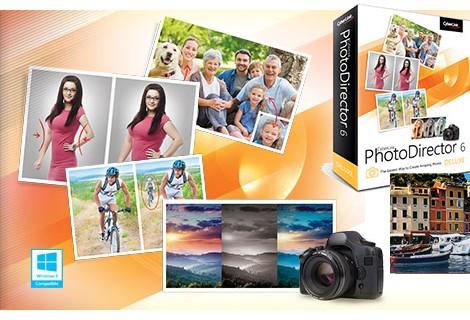 PhotoDirector 6