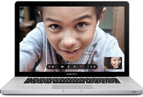 Skype pour Mac OS X 7.9