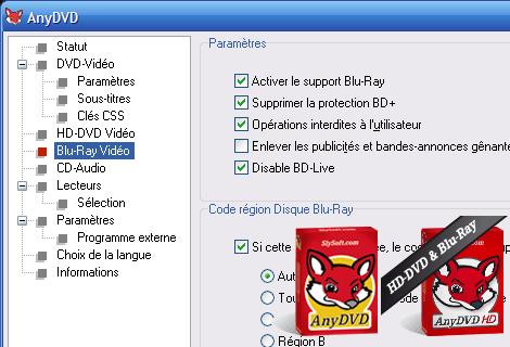 AnyDVD HD Redfox 8.1.7.0
