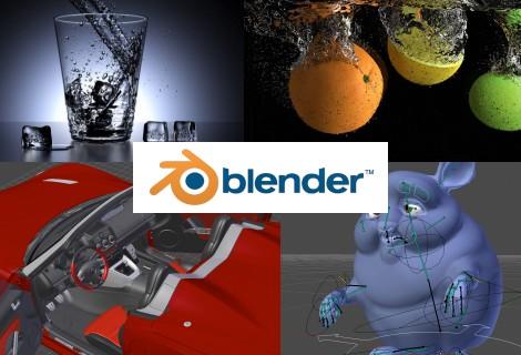 Blender (Mac OS X) 2.74