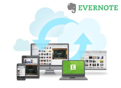 EverNote pour Mac