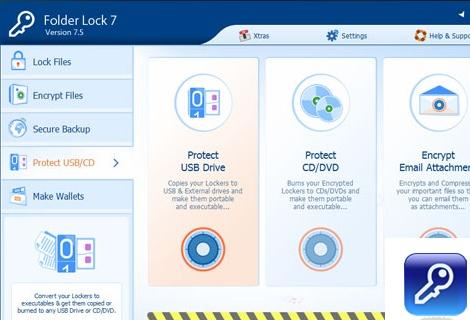 Folder Lock 7.5.2