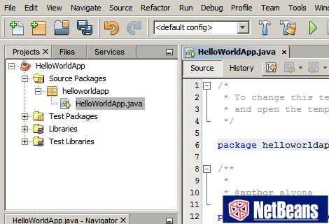 NetBeans IDE 8.0.2