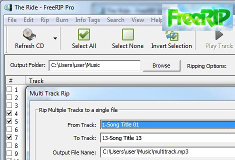 FreeRIP Basic 4.5.3