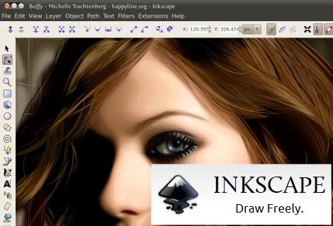 Inkscape (Mac OS X) 0.91
