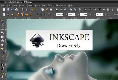 Inkscape Portable 0.91