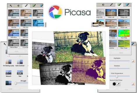 Picasa (Windows) 3.9 build 139.161