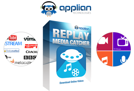 Replay Media Catcher 6.0.0.75