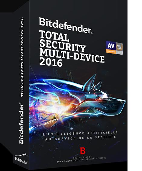 BitDefender Total Security Multi-device