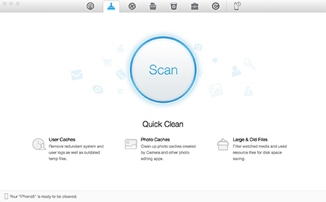 PhoneClean (Mac OS X)
