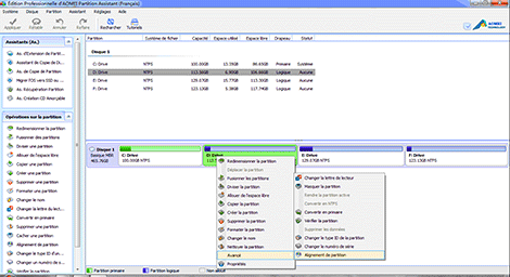 AOMEI Partition Assistant 7.5