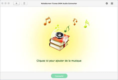 iTunes DRM Audio Converter pour Mac
