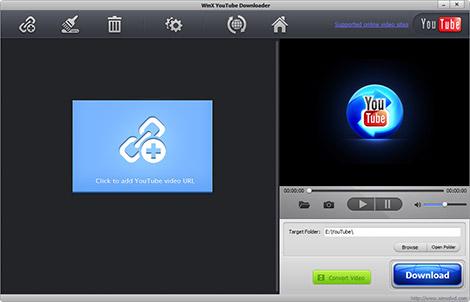 WinX Free YouTube Downloader