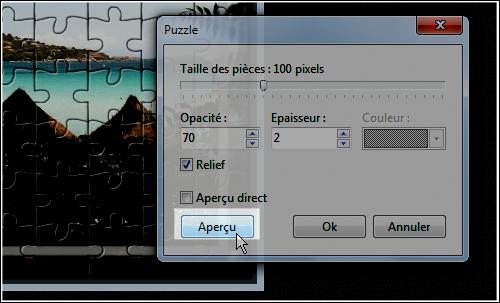 Effet Puzzle Photofiltre