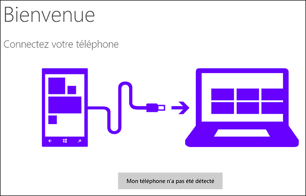 Logiciel de restauration Windows Phone