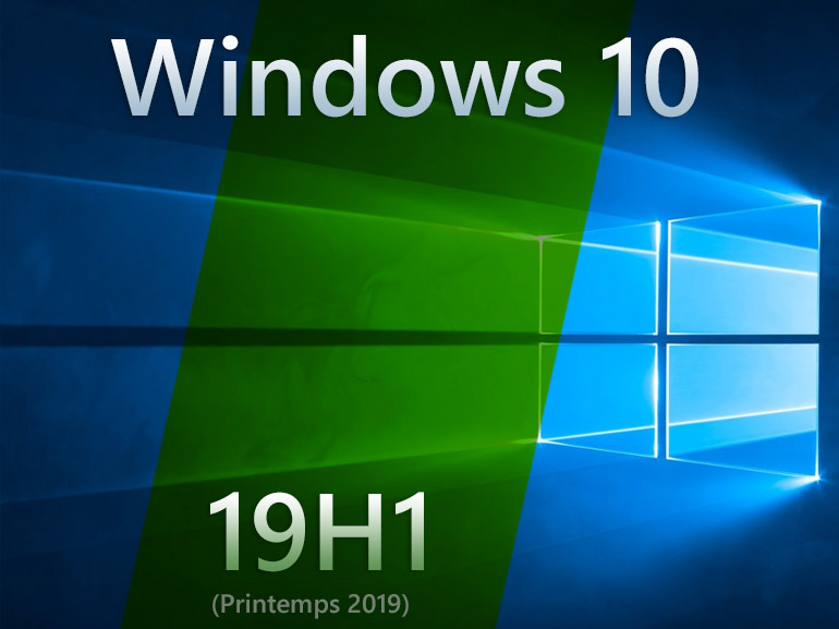 Windows 10 build 18272 : les premier fichiers ISO de la branche 19H1 sont disponibles