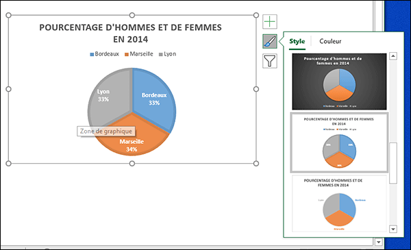 Camenbert Excel