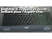 Les photos trash de l'Acer Aspire One...