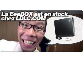 La EeeBOX à nouveau dispo chez LDLC.