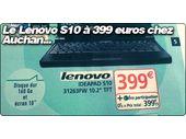 Le Lenovo S10 arrive... à 399 € !
