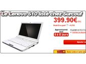 Surcouf fait apparaître le Lenovo S10 dans son catalogue.