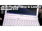 Le Lenovo S10 en vidéo chez JKontherun.com.