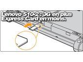 Lenovo prépare un S10-2 doté d'un modem 3G.