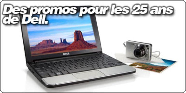 Dell Mini, des remises jusqu'à 20%
