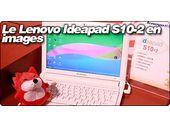 Le Lenovo Ideapad S10-2 en images.