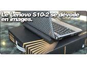 Le Lenovo Ideapad S10-2 se dévoile en images.