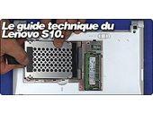 Le guide technique du Lenovo S10.