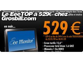 Le EeeTOP à 529 € chez Grosbill.com