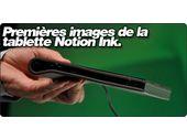 Notion Ink, premières vraies images de la tablette Pixel Qi.