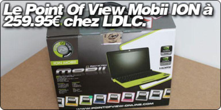 Le Point Of View Mobii ION à 259.95€ chez LDLC.