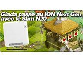 Giada passe au ION Next Gen avec le Slim N20