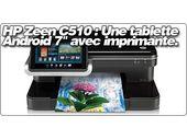 HP Zeen C510 : Une tablette Android 7