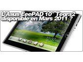 L'Asus EeePAD 10