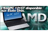 L'EeePC 1215T disponible aux Etats Unis.