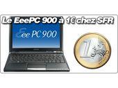 Le EeePC 900 à 1€ chez SFR avec 3G, 627.90€ seul...