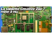 La tablette Creative Ziio 7