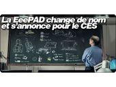 La EeePAD change de nom pour EeeSlate et s'annonce pour le CES en vidéo