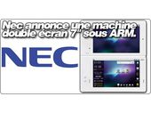 Nec annonce une machine double écran 7